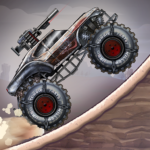 Zombie Hill Racing Earn To Climb: Apocalypse   APK MOD (Unlimited Money) 1.7.5