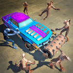 Zombie Smash : Road Kill APK MOD (Unlimited Money)