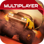 4×4 Tug Of War-Offroad Monster trucks Simulator APK MOD (Unlimited Money) 1.3