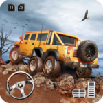 8×8 Offroad Mud Truck Spin Tires: Trucker Games 18 APK MOD (Unlimited Money) 1.7