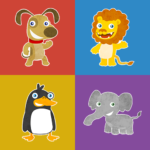 Animals memory game for kids APK MOD (Unlimited Money) 2.7.0