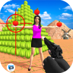 Apple Target Shoot: Watermelon Shooting Game 3D APK MOD (Unlimited Money) 1.5