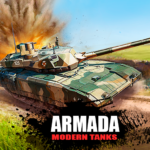 Armada: Modern Tanks – Free Tank Shooting Games APK MOD (Unlimited Money) 3.48.6