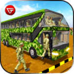 Army Bus Driver 2020: Real Military Bus Simulator APK MOD (Unlimited Money) 1.2.4