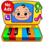 Baby Games Piano, Baby Phone, First Words  APK MOD (Unlimited Money) 1.3.0