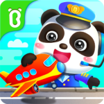 Baby Panda's Airport APK MOD (Unlimited Money) 8.48.00.02