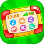Babyphone & tablet – baby learning games, drawing APK MOD (Unlimited Money) 1.11.11
