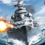 Battleship Empire: WW2 Naval Battles and Warships APK MOD (Unlimited Money) 1.0.6
