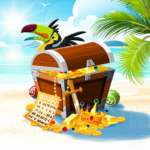 Bingo Treasure Quest – Paradise Island Riches APK MOD (Unlimited Money) 1.50