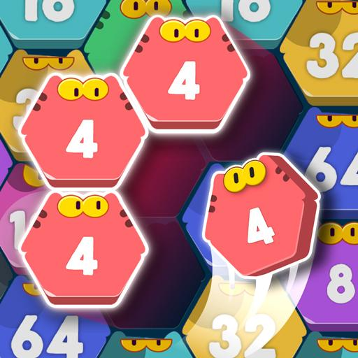 Cat Cell Connect – Merge Number Hexa Blocks APK MOD (Unlimited Money) 1.2.1