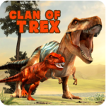 Clan of T-Rex APK MOD (Unlimited Money) 1.0.2
