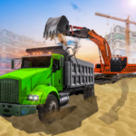 Construction Simulator 3D – Excavator Truck Games APK MOD (Unlimited Money) 1.7