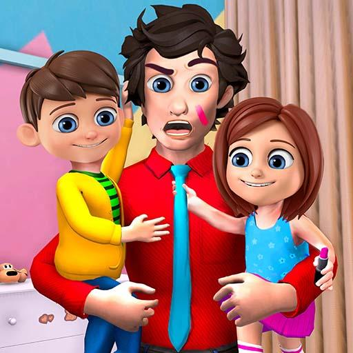 Dad at Home – Happy Family Games APK MOD (Unlimited Money) 1.0.1