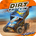 Dirt Trackin Sprint Cars APK MOD (Unlimited Money) 3.0.14