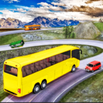 Drive Hill Coach Bus Simulator : Bus Game 2019 APK MOD (Unlimited Money) 1.0