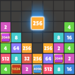 Drop The Number™ : Merge Game  APK MOD (Unlimited Money) 1.7.7