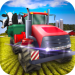 🚜 Farm Simulator: Hay Tycoon grow and sell crops APK MOD (Unlimited Money) 1.7.2