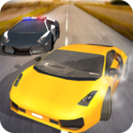 Fast Police Car Racing APK MOD (Unlimited Money) 0.9
