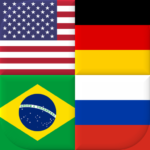 Flags of All Countries of the World: Guess-Quiz APK MOD (Unlimited Money) 3.0.1