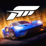 Forza Street Tap Racing Game  APK MOD (Unlimited Money) 39.1.1