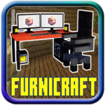 Furnicraft Addon for Minecraft Pocket Edition APK MOD (Unlimited Money) 1.2