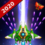 Galaxy Invader: Space Shooting 2020  APK MOD (Unlimited Money) 1.69