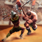 Gladiator Heroes Clash: Fighting and strategy game APK MOD (Unlimited Money) 3.4.0