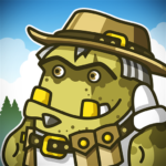 Griblers: offline RPG / strategy game APK MOD (Unlimited Money) 3.51