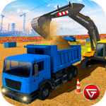 Heavy Excavator Crane: Construction City Truck 3D APK MOD (Unlimited Money) 1.0.7