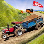 Heavy Tractor Trolley Cargo Simulator 3d Truck APK MOD (Unlimited Money) 1.0