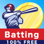 Hit a Homerun! 100% FREE to play APK MOD (Unlimited Money) 1.591
