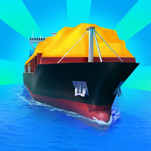 Idle Ship Tycoon: Port Manager Simulator APK MOD (Unlimited Money) 1.3