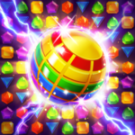 Jewel Match Temple: Classic Gem Crush APK MOD (Unlimited Money) 1.8.1
