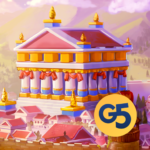 Jewels of Rome: Match gems to restore the city APK MOD (Unlimited Money) 1.19.1901