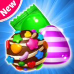 Lollipop Candy 2020: Match 3 Games & Lollipops APK MOD (Unlimited Money) 9.8.12