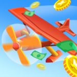 Lucky Plane – Merge & Idle Winner APK MOD (Unlimited Money) 1.0.5