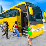 Modern Bus Drive Simulator APK MOD (Unlimited Money) 1.14