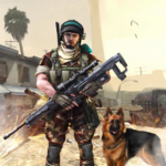 Modern Commando Action Games APK MOD (Unlimited Money) 1.5