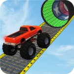 Monster Truck Stunt Race : Impossible Track Games APK MOD (Unlimited Money) 1.5