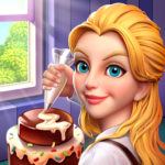 My Restaurant Empire Decorating Story Cooking Game   APK MOD (Unlimited Money) 1.0.1