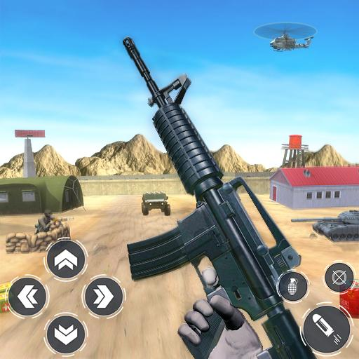 New Shooting Games 2021: Free Gun Games Offline  APK MOD (Unlimited Money) 2.0.10