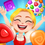 New Tasty Candy Bomb – Match 3 Puzzle game APK MOD (Unlimited Money) 1.0.38