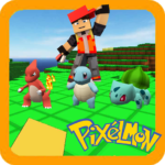 Pixelmon Trainer Craft: New Game 2020 Catch Poсket APK MOD (Unlimited Money) 1.7