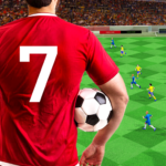 Soccer ⚽ League Stars: Football Games Hero Strikes   APK MOD (Unlimited Money) 1.9.0
