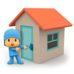 Pocoyo House: best videos and apps for kids APK MOD (Unlimited Money) 3.2.2