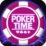 Poker Time- Pulsa Texas Holdem APK MOD (Unlimited Money) 2.4