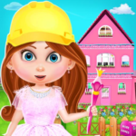 Princess Doll House Cleaning & Decoration Games APK MOD (Unlimited Money) 10.0