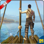 Raft Survival Island Escape APK MOD (Unlimited Money) 1.2