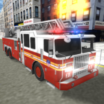 Real Fire Truck Driving Simulator: Fire Fighting APK MOD (Unlimited Money) 1.0.5