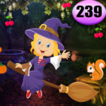 Release The Witch Game Best Escape Game 239 APK MOD (Unlimited Money) 31.12.17